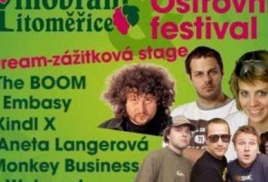 Ostrovní festival 2010