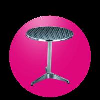 Barový stolek - nízký