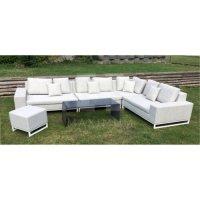 Sofa set Zendo betonový stůl