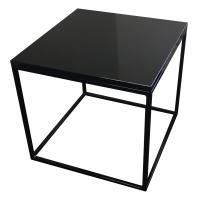 Konferenční stolek černý