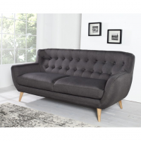Sofa Retro antracit