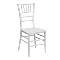 Židle Tiffany bílá