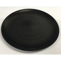 Černý talíř masový