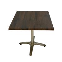 Stůl kavárenský tmavý