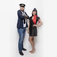Pilot kostým