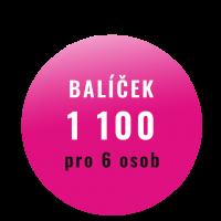 Balíček 1 100