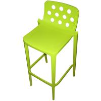 Barová židle zelená
