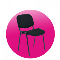 Židle TAURUS černá