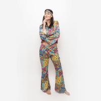 Hippies dámský kostým