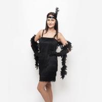 Jazzová zpěvačka - kostým