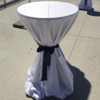 Barový stolek - vysoký