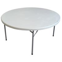 Kulatý stůl 155 cm