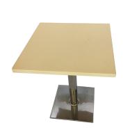 Stůl kavárenský světlý
