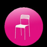 Židle ADDE