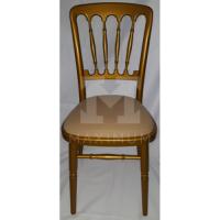 Židle Golem zlatá