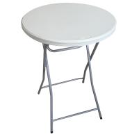 Plastový bistro stůl