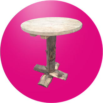 TIP - Dřevený stolek - Dream PRO