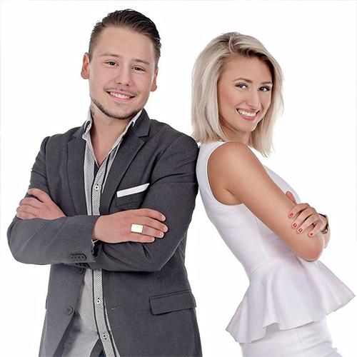 Alenka a David - Moderátoři na Family day - Dream PRO
