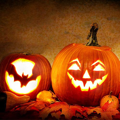 TIP - Halloween- Dlabání dýní