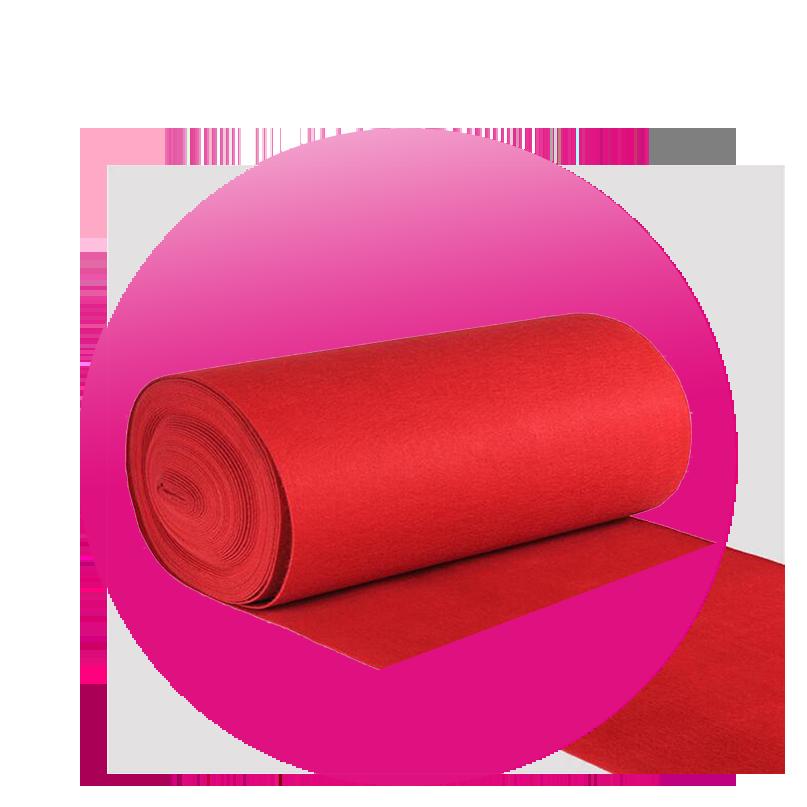 TIP - Inventář na plesy - Červený koberec