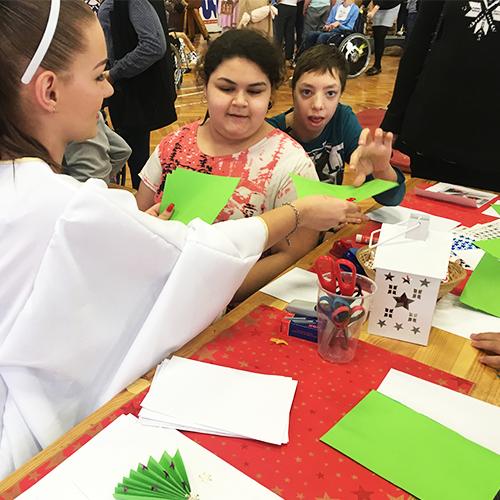 TIP - Workshopy - Vánoční tvoření