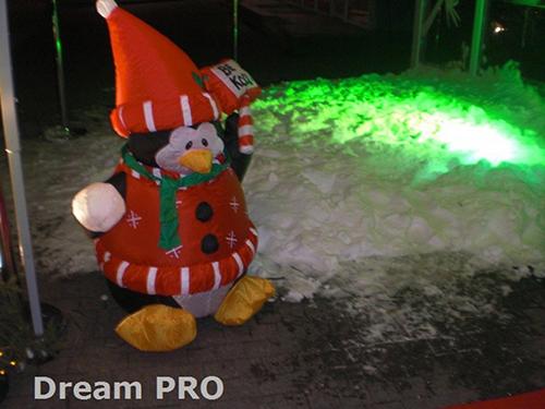Vánoční večírek - Dekorace - Dream RPO