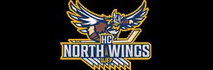Letní biják - Partneři - HC North wings UJEP - design