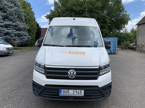 Dream PRO - půjčovna užitkových vozů - Volkswagen Crafter