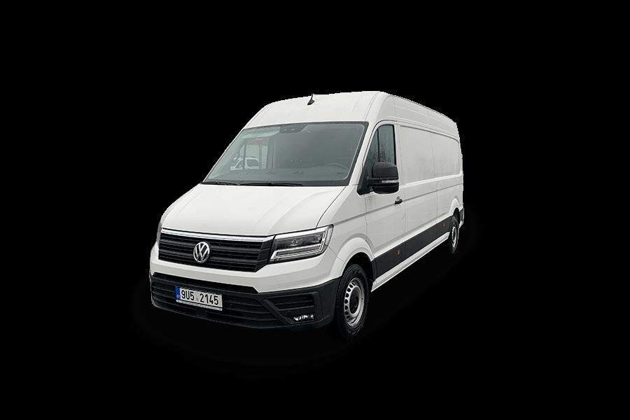 Půjčovna užitkových vozů - VW Crafter