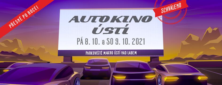 Autokino Ústí - Dream PRO