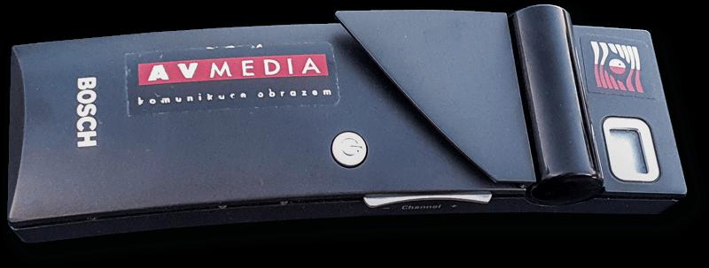 Přijímací zařízení - Autokino Ústí - Dream PRO