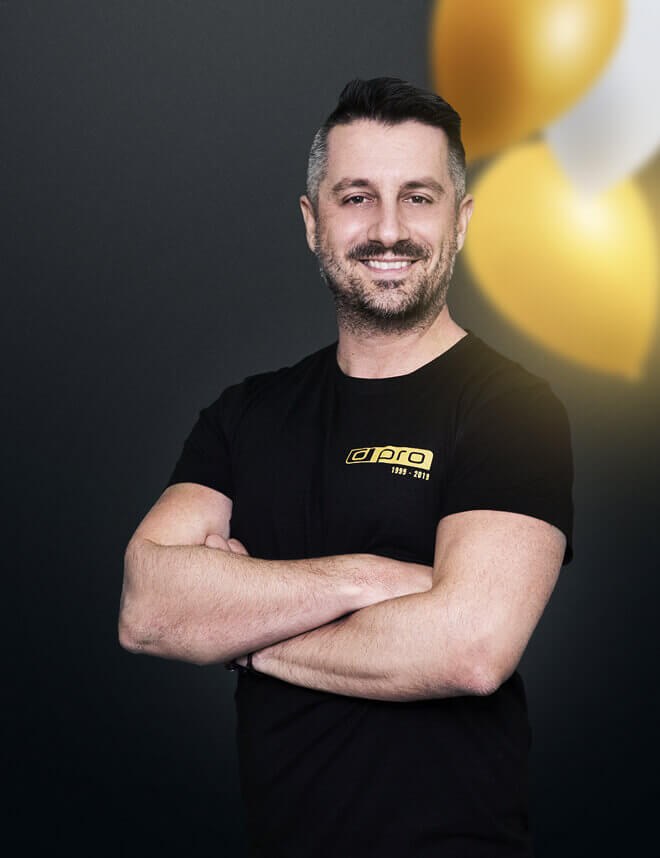 Lubomír Machoň - Dream PRO