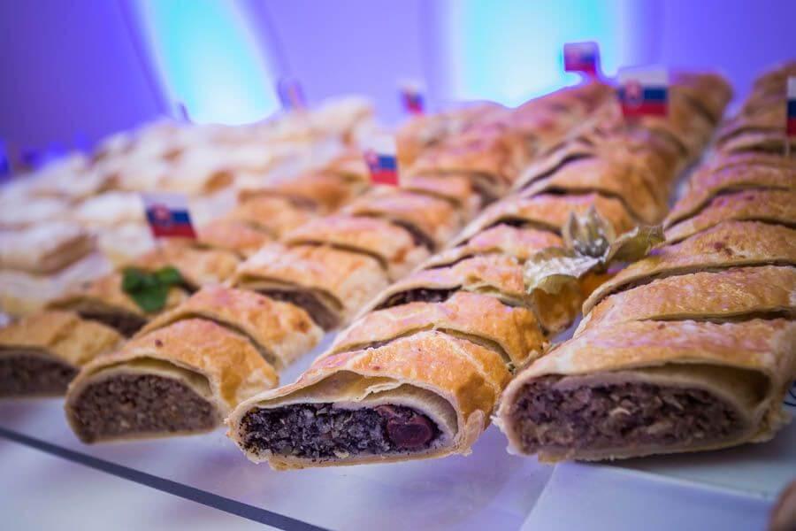 Catering - Nejlepší eventová agentura Dream PRO
