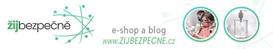 Žij Bezpečně - E-shop s ochrannými pomůckami